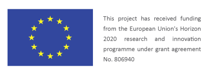This project has received funding from the European Union's Horizon 2020 research and innovation programme under grant agreement No. 806940